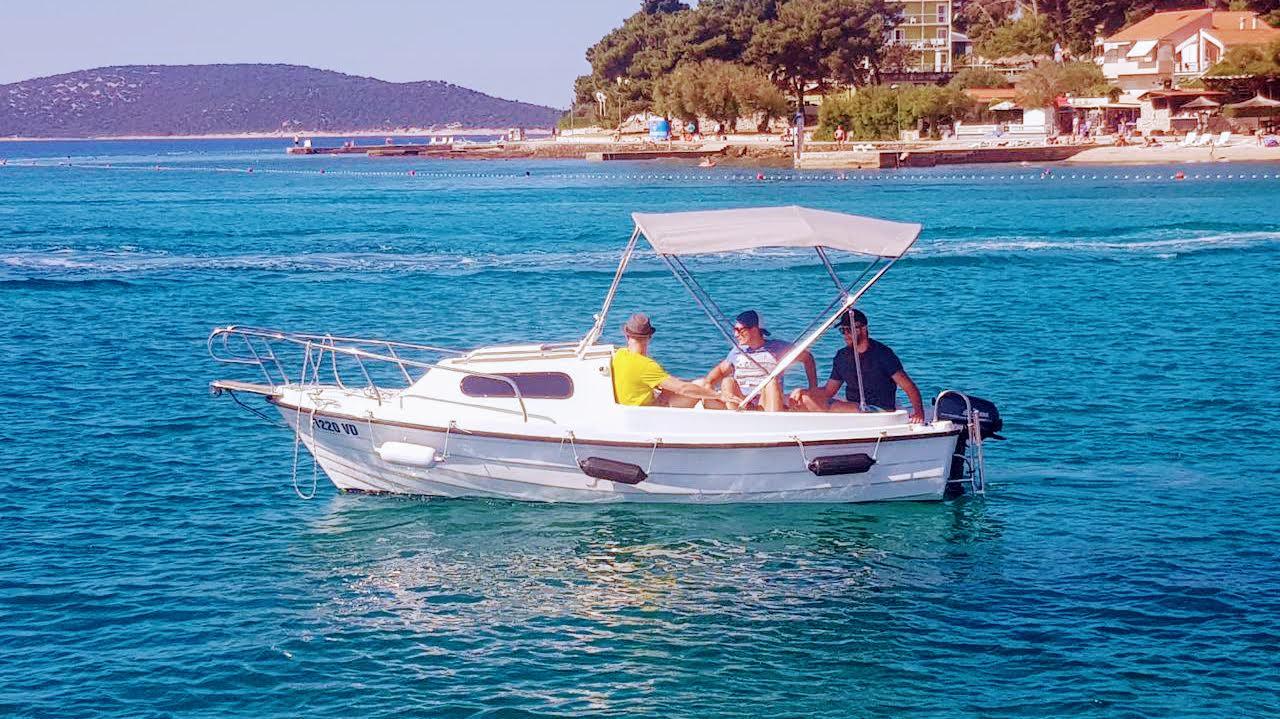 Boat description & data